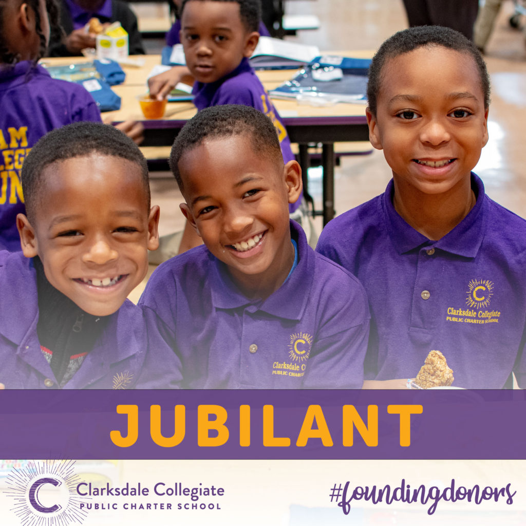 collegiate_founding-donors-social-media-jubilant